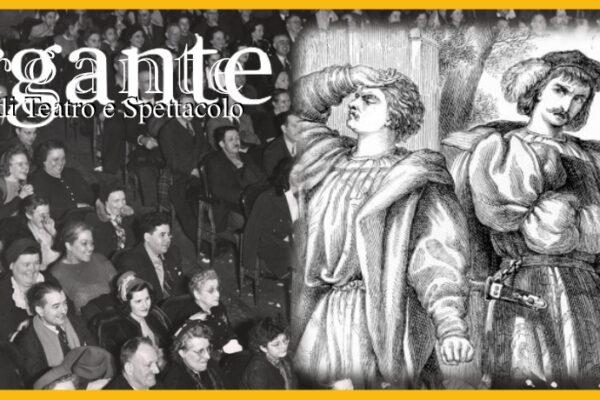 L'Argante #15 Molto rumore per nulla. Solo un'opera teatrale?
