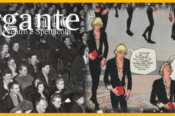 L'Argante #16 Il Teatro nel Fumetto. Tre casi eccelsi: Dante, Shakespeare e De Filippo