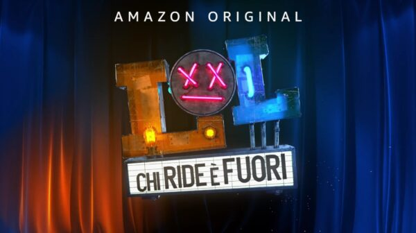 LOL – Chi ride è fuori Game show su Prime Video