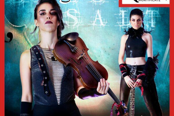Le Interviste Mortificate #06 || Golden Salt: tra rock e musica classica, il duo che si è fatto da solo