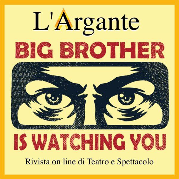 L'Argante #33 II Uno spettacolo distopico: Il nostro futuro.