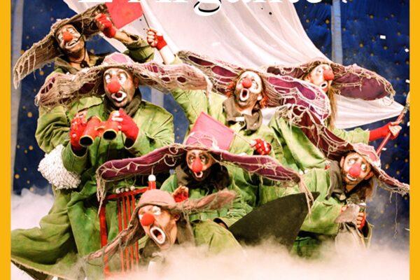 L'Argante #32 ||  Teatro senza parole: Slava's Snowshow