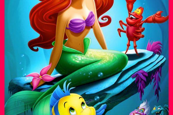 DonneDisney #4: 1989- La Sirenetta: la teen-princess, adolescente e figlia